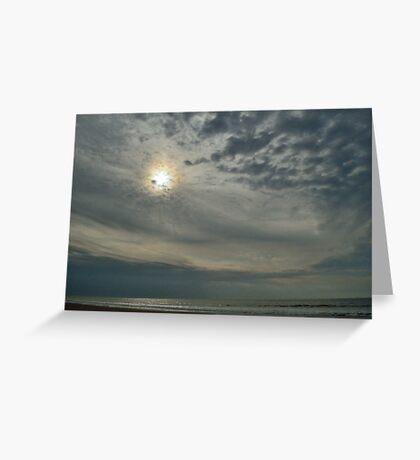 Eyes To The Skies Greeting Card