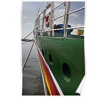 ship bow Poster