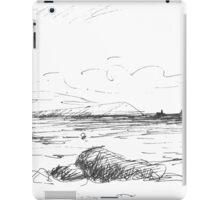 HORNBY ISLAND(JULY 9 2009)(C2009) iPad Case/Skin