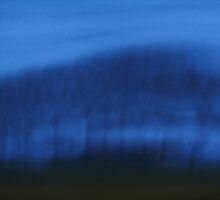 dusk by Annemie Hiele