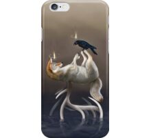 The Companion iPhone Case/Skin