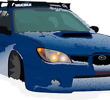 Subaru by zepska