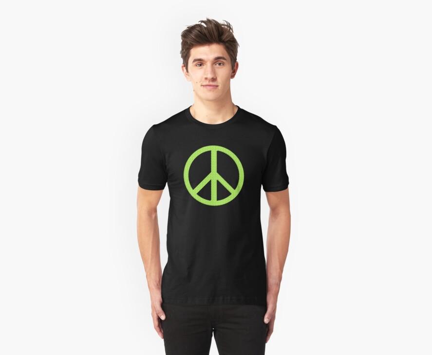 Peace (Green) by MidnightAkita