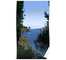 Helford Estuary Poster