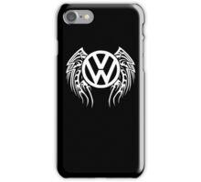 VW Wing LOGO iPhone Case/Skin