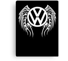 VW Wing LOGO Canvas Print
