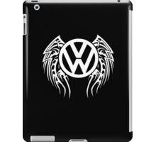 VW Wing LOGO iPad Case/Skin