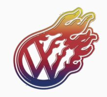 VW Flame Logo by LegendTLab
