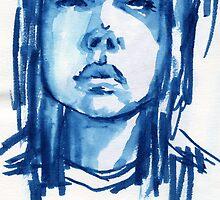 Self Portrait by cwolfe