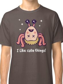 I Like Cute Things! Classic T-Shirt