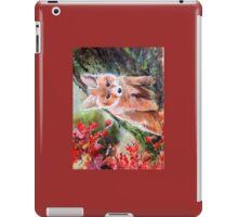 Fox cub  iPad Case/Skin