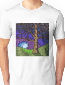 Tree Brown Unisex T-Shirt