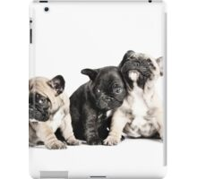 Love triangle iPad Case/Skin