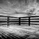 Pier Corner by Carlos Restrepo