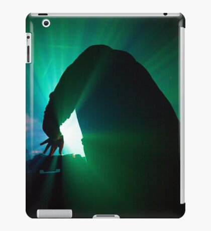 On Decks In Green iPad Case/Skin
