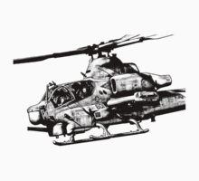 AH-1Z Viper Kids Tee