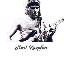 Dire Straits Mark Knopfler  by alkus