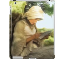 Letter From Home iPad Case/Skin
