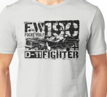 Fw 190 D-11 Unisex T-Shirt