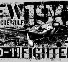 Fw 190 D-11 by deathdagger