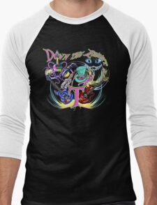 Down the Rabbit Hole - White T-Shirt