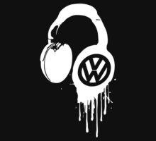 VW Bleeding Headphone by LegendTLab