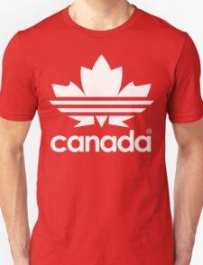 Canada Day - 1st July - White Unisex T-Shirt