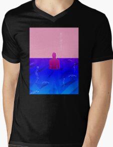 Ugokashi Tsudzukeru  Mens V-Neck T-Shirt