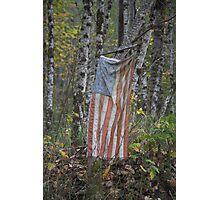 patriotism , Washington State Photographic Print