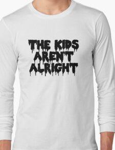 The kids Long Sleeve T-Shirt