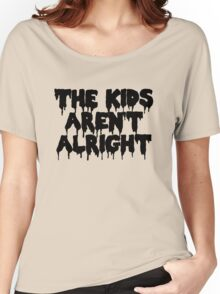 The kids Women's Relaxed Fit T-Shirt