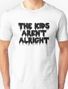 The kids Unisex T-Shirt