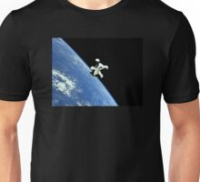 Scribbles In Space Unisex T-Shirt
