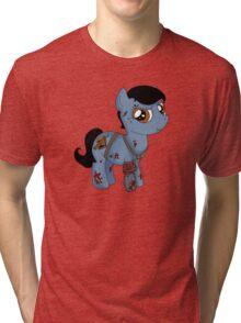 Evil dead Ash MLP Tri-blend T-Shirt