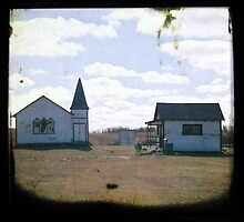 Tiny Church by RobertCharles