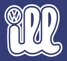 VW iLL Logo by LegendTLab