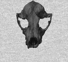 Racoon Skull drawing Hoodie