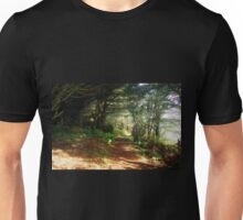 Oregon coast trail Unisex T-Shirt