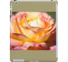 Rest in piece my friend - All Proceeds to Canadian Breast Cancer Foundation - Peace Roses iPad Case/Skin