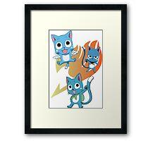 Fairy Tale Happy Framed Print