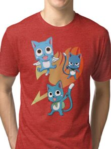 Fairy Tale Happy Tri-blend T-Shirt
