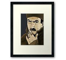 Smokey Joe Framed Print