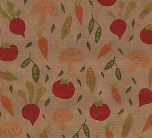 Vegetables by Beth Jones