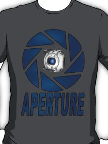 Portal 2 Aperture science Wheatly T-Shirt