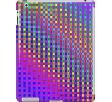 Retro Purple iPad Case/Skin