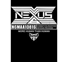 Tyrell Corporation NEXUS Photographic Print