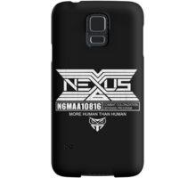 Tyrell Corporation NEXUS Samsung Galaxy Case/Skin