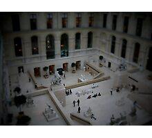 Mini Plaza Photographic Print