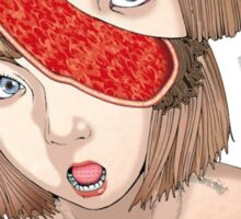 Shintaro Kago - Fraction Sticker