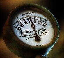 Gauge of the times by Karen Scrimes